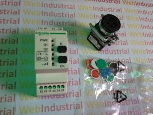Pack Receptor programable, Pulsador Inalámbrico Harmony 22mm SCHNEIDER ELECTRIC